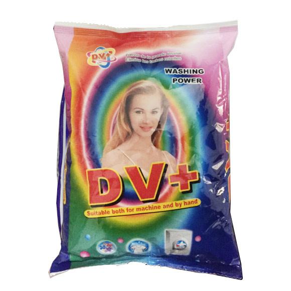 DV+洗衣粉